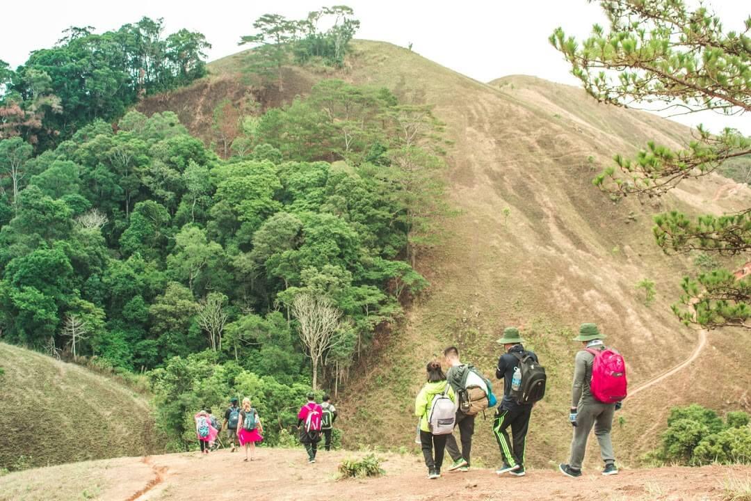 """vẻ đẹp của hùng vĩ của Tà Năng Phan Dũng - Tour trekking miền Nam """"quốc dân"""""""