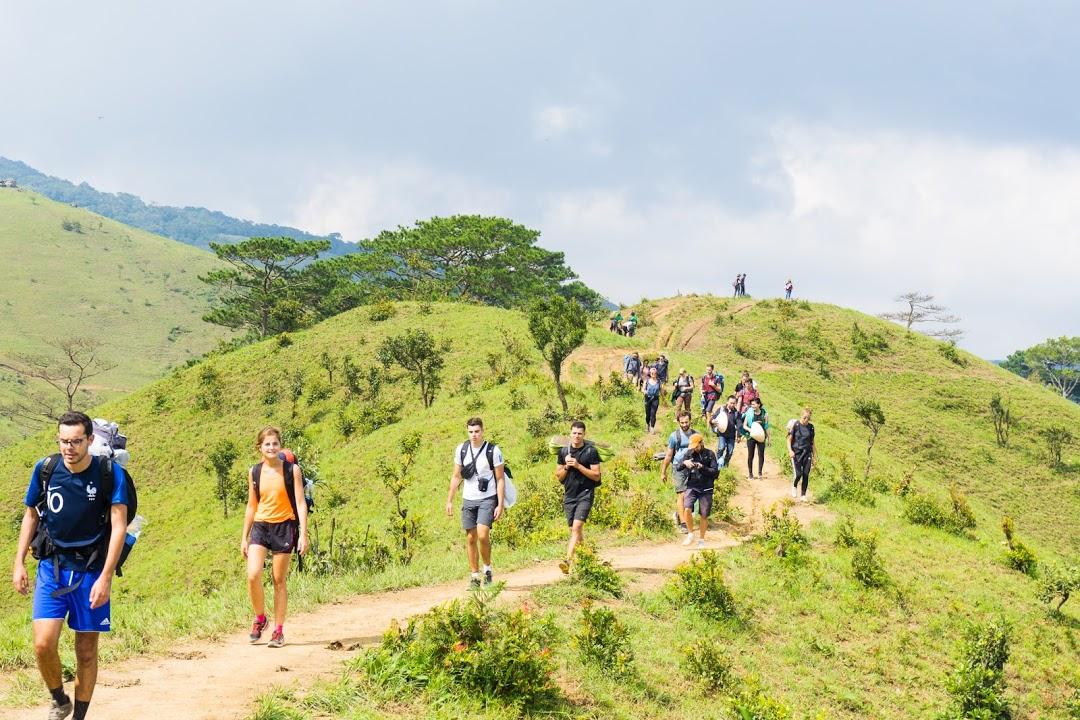 chuẩn bị gì khi đi trekking Tà Năng cũng đừng quên một tinh thần sẵn sàng chấp nhận những thử thách