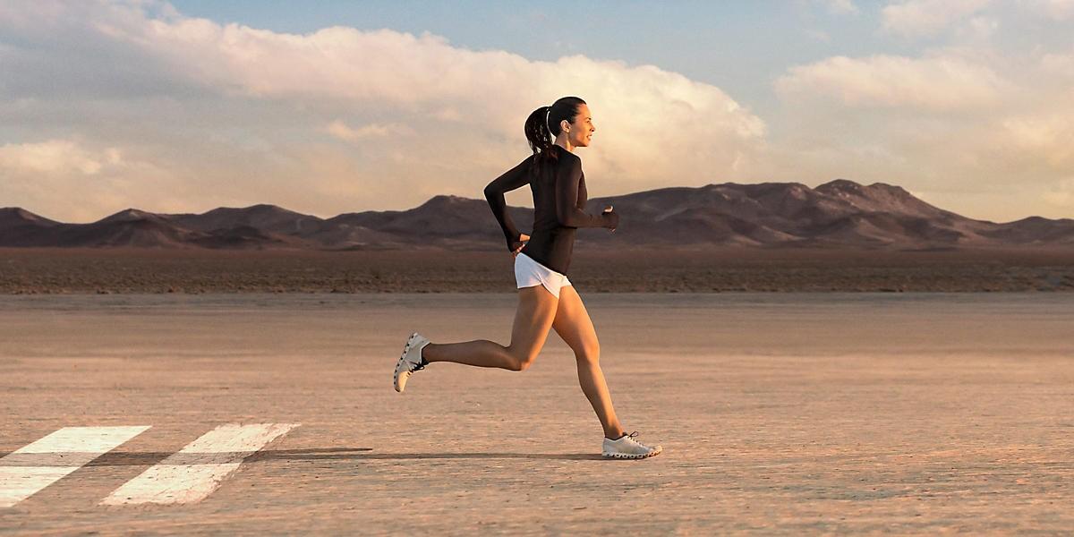 chạy bộ để chuẩn bị thể lực leo núi