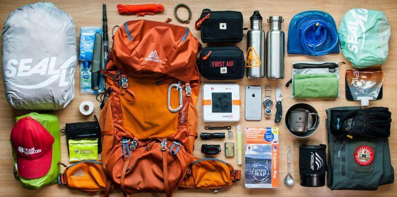 kinh nghiệm leo núi Bidoup: cần trang bị đầy đủ dụng cụ