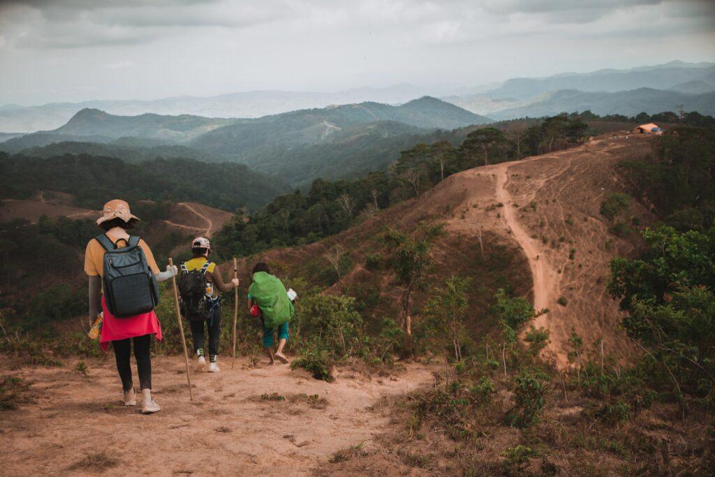 Cẩm nang trekking của Tổ Ong dành cho bạn