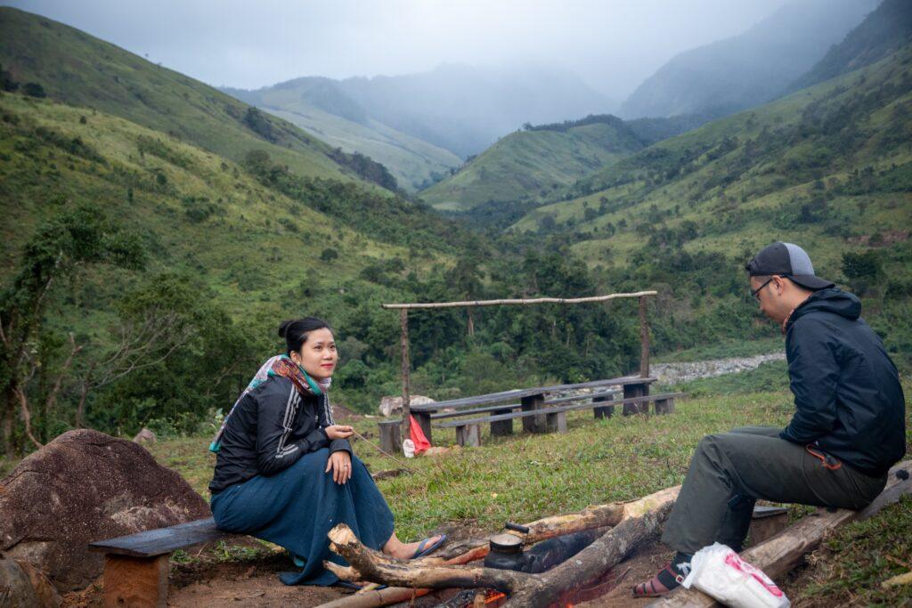 Thảo nguyên Tà Giang giữa Khánh Hòa