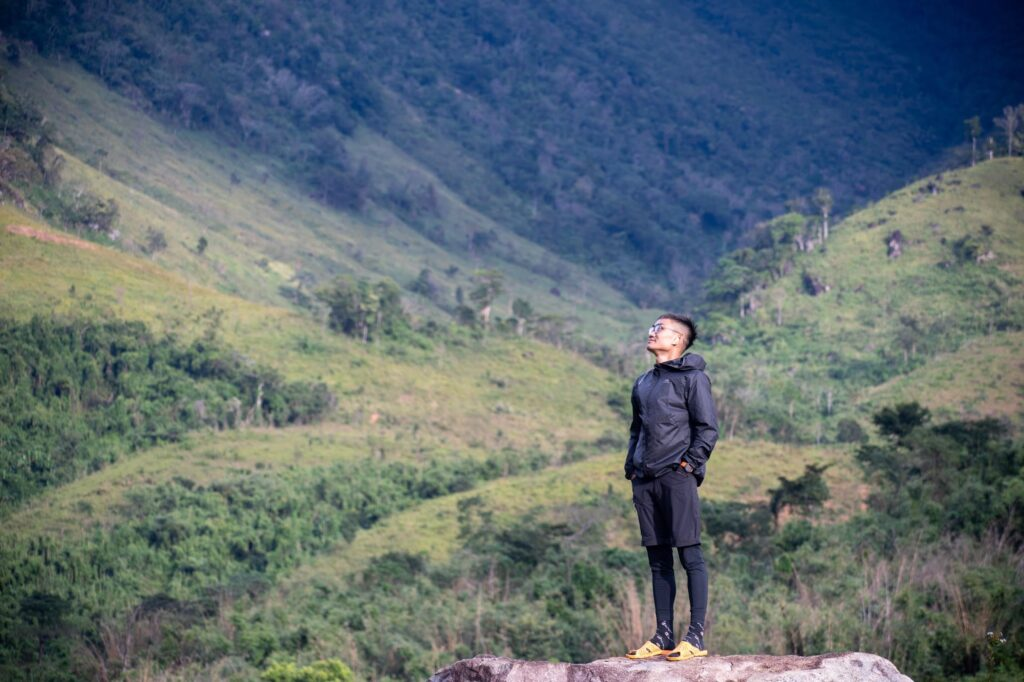 """Tà Giang - """"vị"""" thảo nguyên giữa biển đảo Khánh Hòa"""