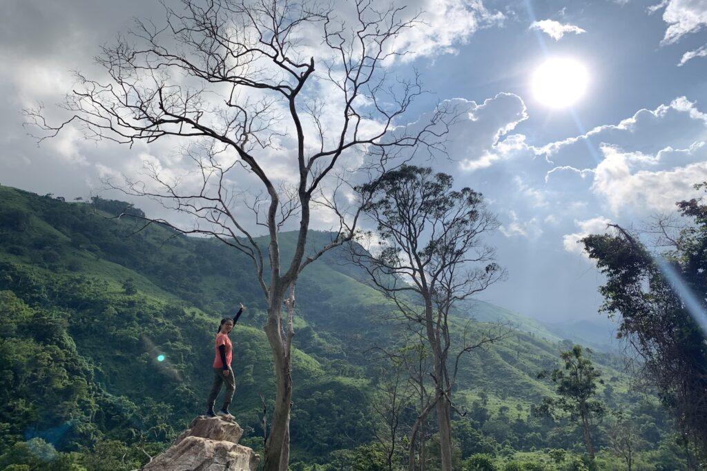 """Bộ môn trekking cho bạn cơ hội để bạn """"sống"""" thật với bản thân"""
