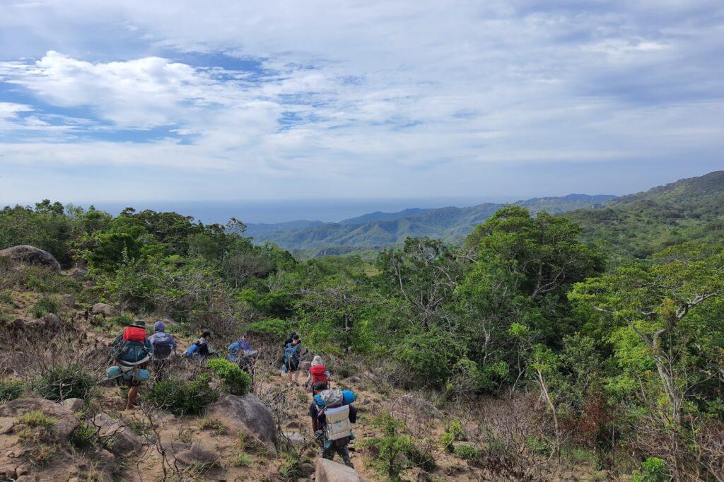 Tận hưởng vẻ đẹp của cung trekking thử thách nhất nhì miền Nam