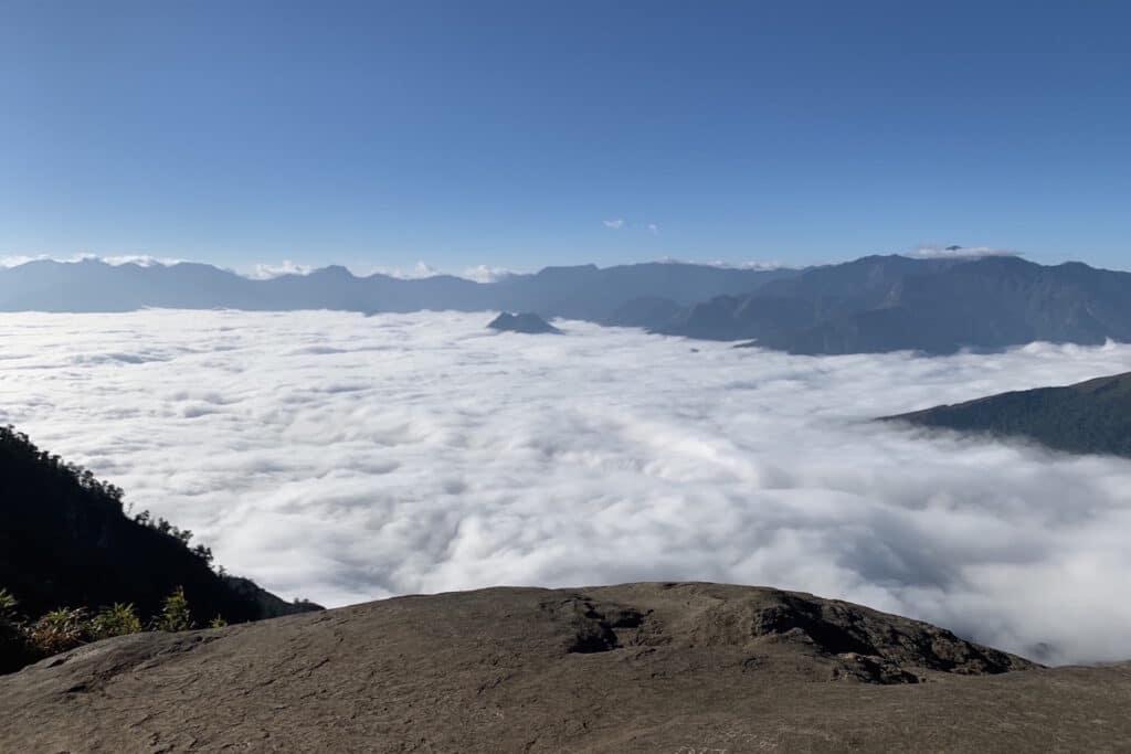 Một chuyến trekking phụ thuộc rất nhiều vào tình hình thời tiết