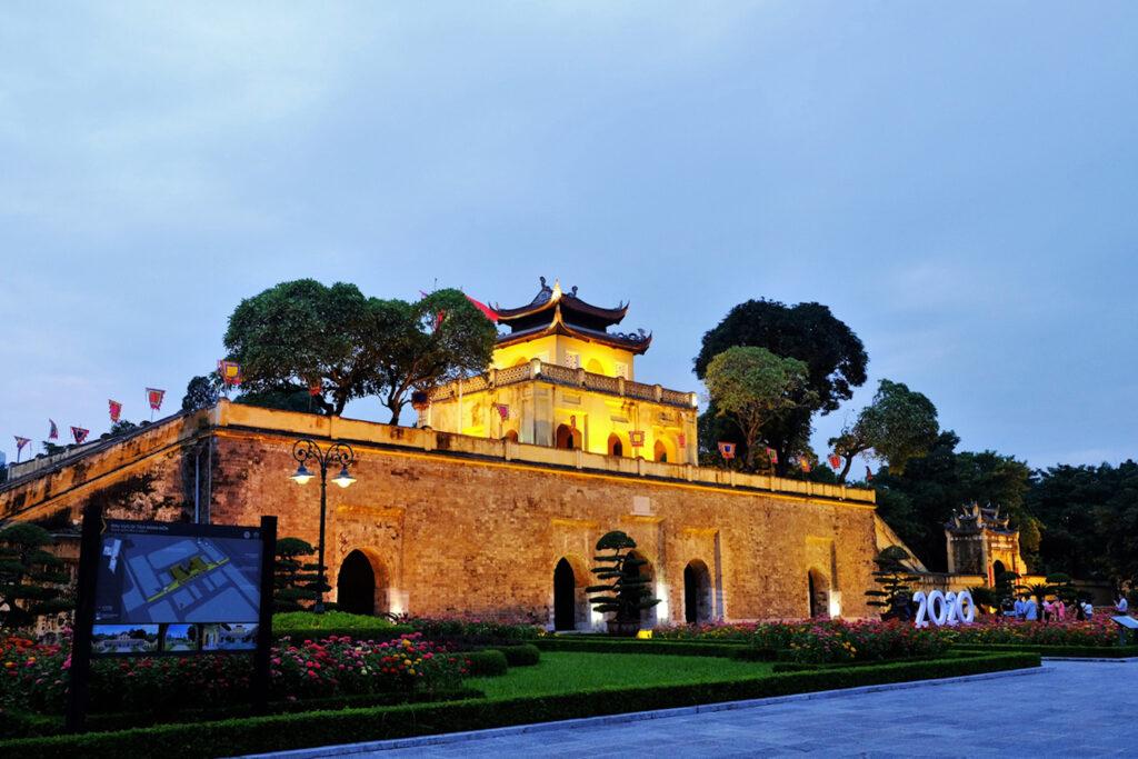 Một nét đẹp mang bề dày và dấu ấn lịch sử lâu đời của Việt Nam ta - Hoàng Thành Thăng Long Nguồn: Khánh Trần - Vnexpress