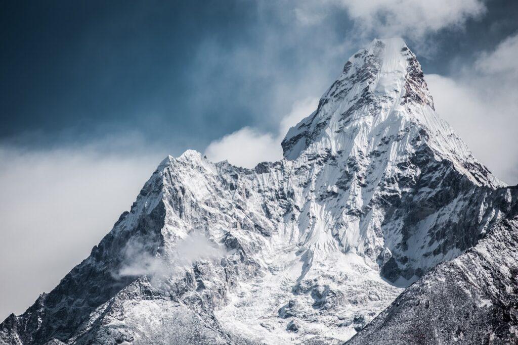 Đỉnh Everest - tuyệt tác của thiên nhiên