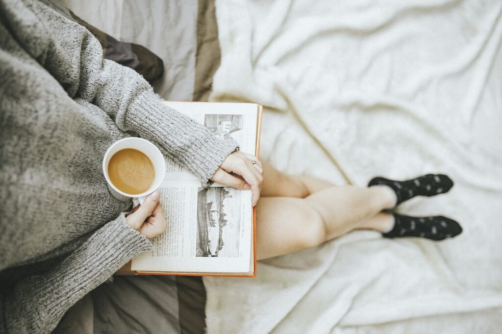 Cơ hội để chữa lành tâm hồn bằng những cuốn sách hay