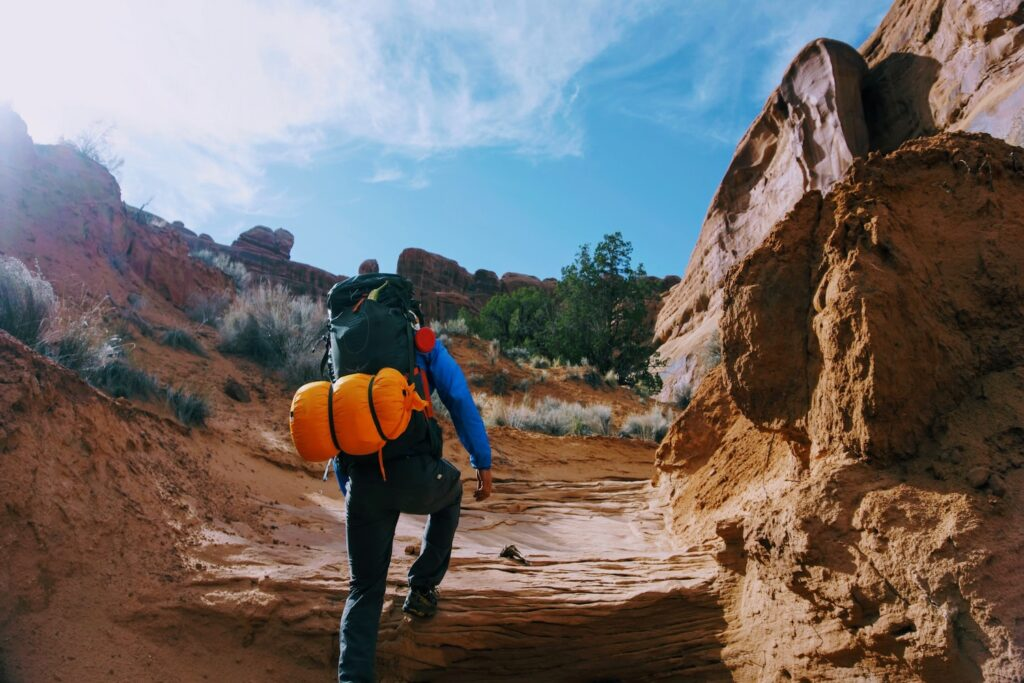 Phát huy thế mạnh của bạn là bài học mà leo núi sẽ dạy cho bạn Nguồn: Matt Gross