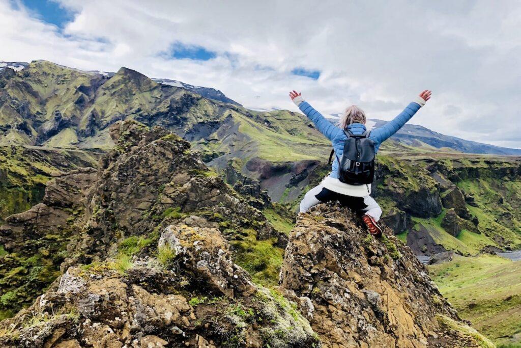 Leo núi giúp bạn thích nghi tốt trong mọi hoàn cảnh Nguồn: Charlotte Karlsen